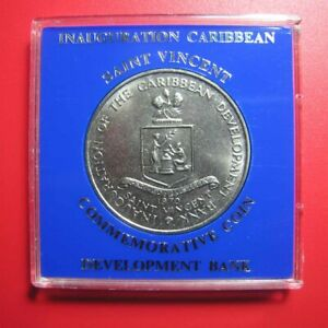 1970-SAINT-VINCENT-4-FAO-BANANAS-INAUGURATION-CARIBBEAN-DEVELOPMENT-BANK-w-CASE