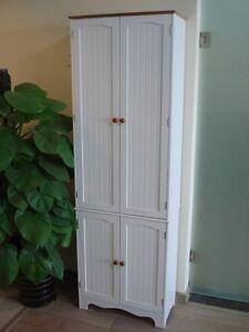 Kitchen-Pantry-Linen-Storage-Cabinet-Cupboard-Bathroom-Cabinet-HC-004
