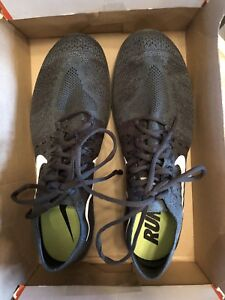 403feb43d1ff9 New Nike Free Run Flyknit 2017 Vintage Green Platinum Mens Running ...