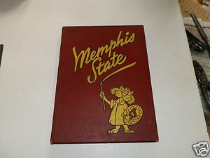 1953-Memphis-State-College-Yearbook-The-Desoto-Tennessee