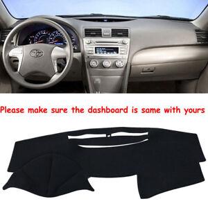 For TOYOTA CAMRY 2007-2011 US DashMat Dash Cover Dashboard Mat Car Interior Pad
