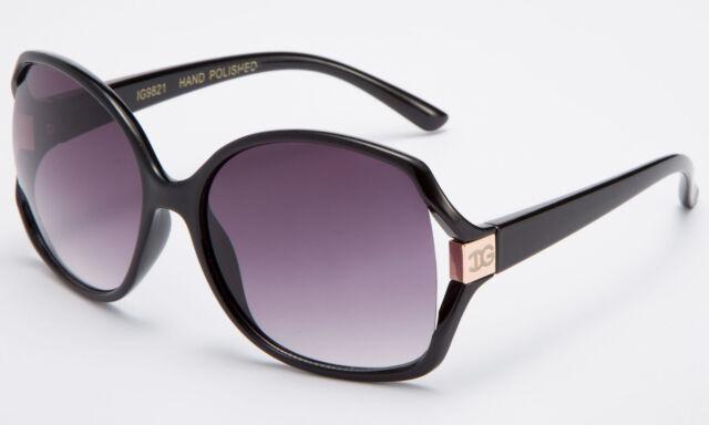 NEW Women Plastic Designer Oversized Celebrity Fashion Sunglasses IG9821 Multi