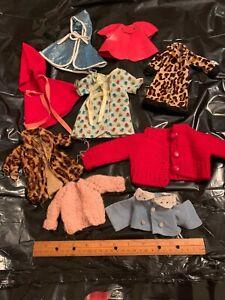 9-TOPS-SWEATER-for-Ginny-Madame-Alex-Barbie-Hand-Machine-Made-NO-Tags-F0-42