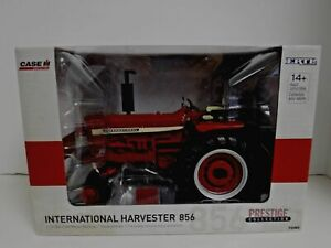 ERTL 44128-CASE Prestige Series IH Farmall 856 Wide With Front Suitcase Weights