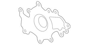 Genuine Ford Gasket HL3Z-8507-A