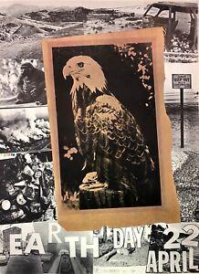 Robert-Rauschenberg-Poster-Earth-Day-April-22-1970