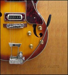"""Aria, Bruno, Univox & Autres 12 In (environ 30.48 Cm) """"pince Dans"""" Tremolo Arm Ezpz Guitar Parts-afficher Le Titre D'origine"""