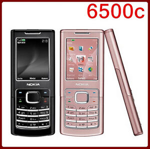 Nokia 6500C (Unlocked) Classic Mobile Phone 3G 2MP MP3 ...