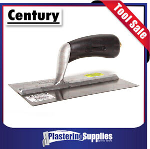 Century-Curved-Carbon-Steel-200mm-Plastering-Trowel-CC200