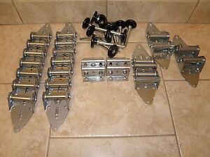 Image is loading Quiet-Kit-Garage-Door-Hinge-&-Roller-Tune- & Quiet Kit: Garage Door Hinge u0026 Roller Tune Up Kit for 16x8 or 18x8 ...