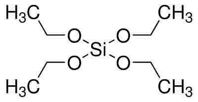 Tetraethyl orthosilicate, Tetraethoxysilane, 99%, 50ml