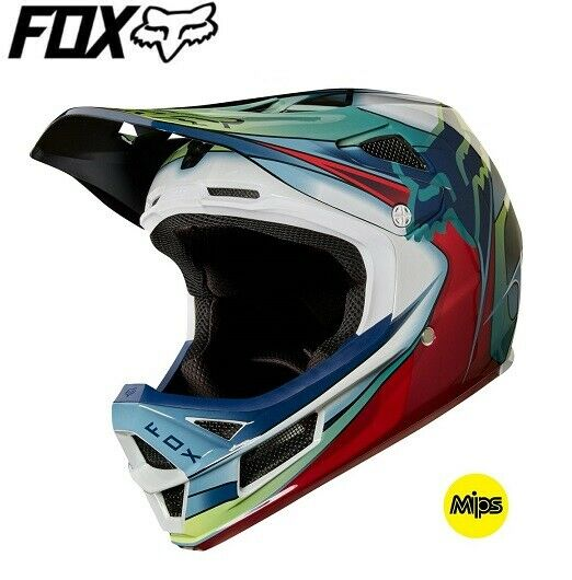FOX Rampage Pro Carbon Kustm  MIPS Full Face Downhill MTB Helmet  cheaper prices