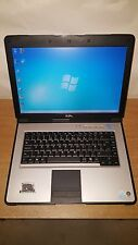 """RM Mobile One T12ER Laptop Notebook 1GB 80GB 15.4"""" Windows 7 & Software DVD"""