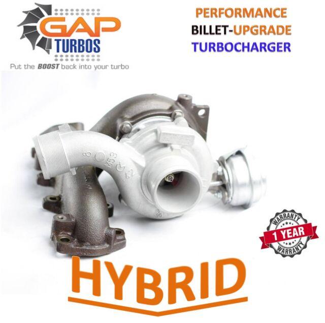 HYBRID TURBOCHARGER FIAT STILO 1 9CDTI 755042 88 Kw 120HP BILLET UPGRADE  TURBO