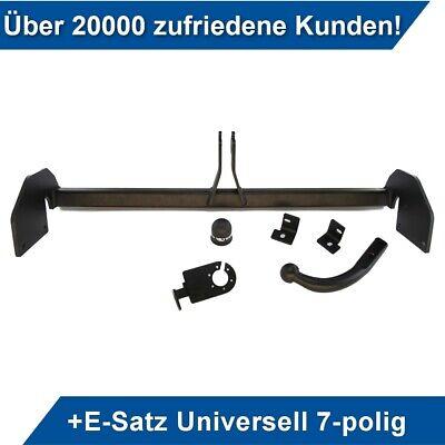 Für Opel Astra I F Kombi 91-02 Anhängerkupplung starr+ES 7p uni Kpl AHK