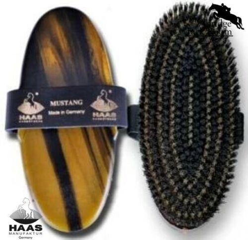 épais Manteaux Haas Brosse Mustang Brosse effet bois Brosse//Bracelet en Cuir