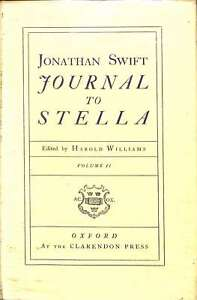 Journal-To-Stella-Swift-Jonathan-Good-Condition-Book-ISBN