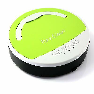 PureClean PUCRC15 Smart Robot Vacuum Cleaner Automatic Multi Surface Floor Clean | eBay