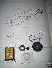 Cortina-de-Ford-Mk2-1300-1600-1600-E-GT-Embrague-Cilindro-Esclavo-sellos-de-reparacion-Kit-66-70