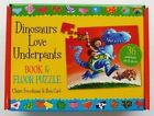 Dinosaurs Love Underpants Book and Jigsaw by Claire Freedman, Ben Cort (Novelty book, 2014)