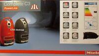 Miele Complete C3 Powerline Staubsauger 1200w Havannabraun Ekk D Neu&ovp, D, D