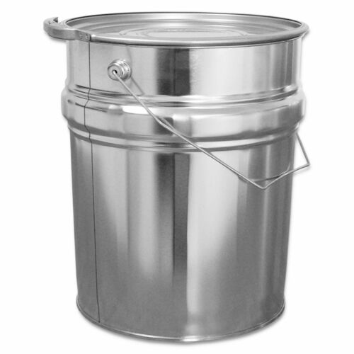 lid and ring strapping food Metal bucket 10 l 23011