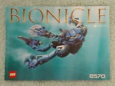 Lego Bionicle Toa Nuva Gali Nuva (8570)