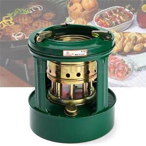 mini handy outdoor 8 wicks kerosene stove burner camping oil heaters portable ebay. Black Bedroom Furniture Sets. Home Design Ideas