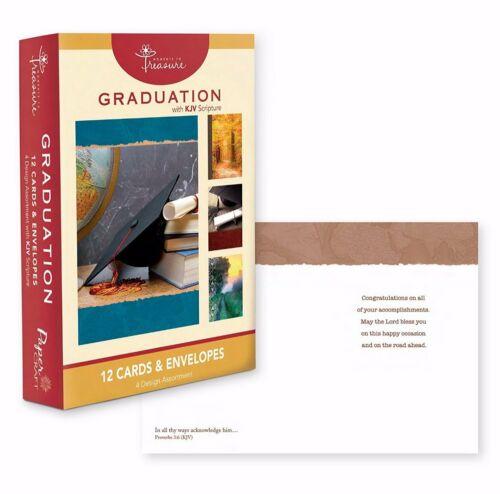 Card-Boxed-Graduation Box Of 12