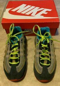 preschool nike air max 95 Nike Air Max 95 Dino Outdoor Green Cyber PS PreSchool 13.5c CI9944 ...