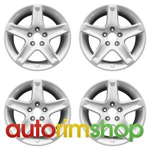 Acura TL OEM Wheels Rims Without TPMS Slot Set EBay - Acura tl oem wheels