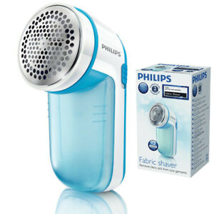 Image Is Loading Philips Pill Remover Battery Operated Fabric Shaver Remove
