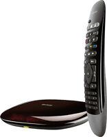 Logitech Harmony Smart Control Universal Remote with Smartphone App (Black)