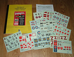 SAVE-OVER-30-The-Best-of-Insignia-Magazine-68pp-book-11-Blue-Rider-decals