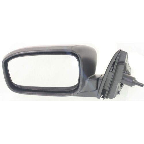 New Driver Side Manual Door Mirror For 03-07 Honda Accord Sedan 76250SDAA03