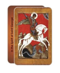 9-Prayer-Cards-034-In-the-Spirit-of-Saint-George-034-cf-Russian-St-George-icon