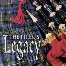 The Piper's Legacy Rob Crabtree Audio CD