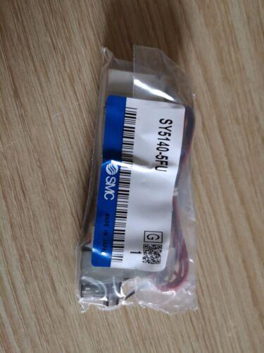 1PC New SMC SY5140-5FU SY51405FU Solenoid Valve Free Shipping