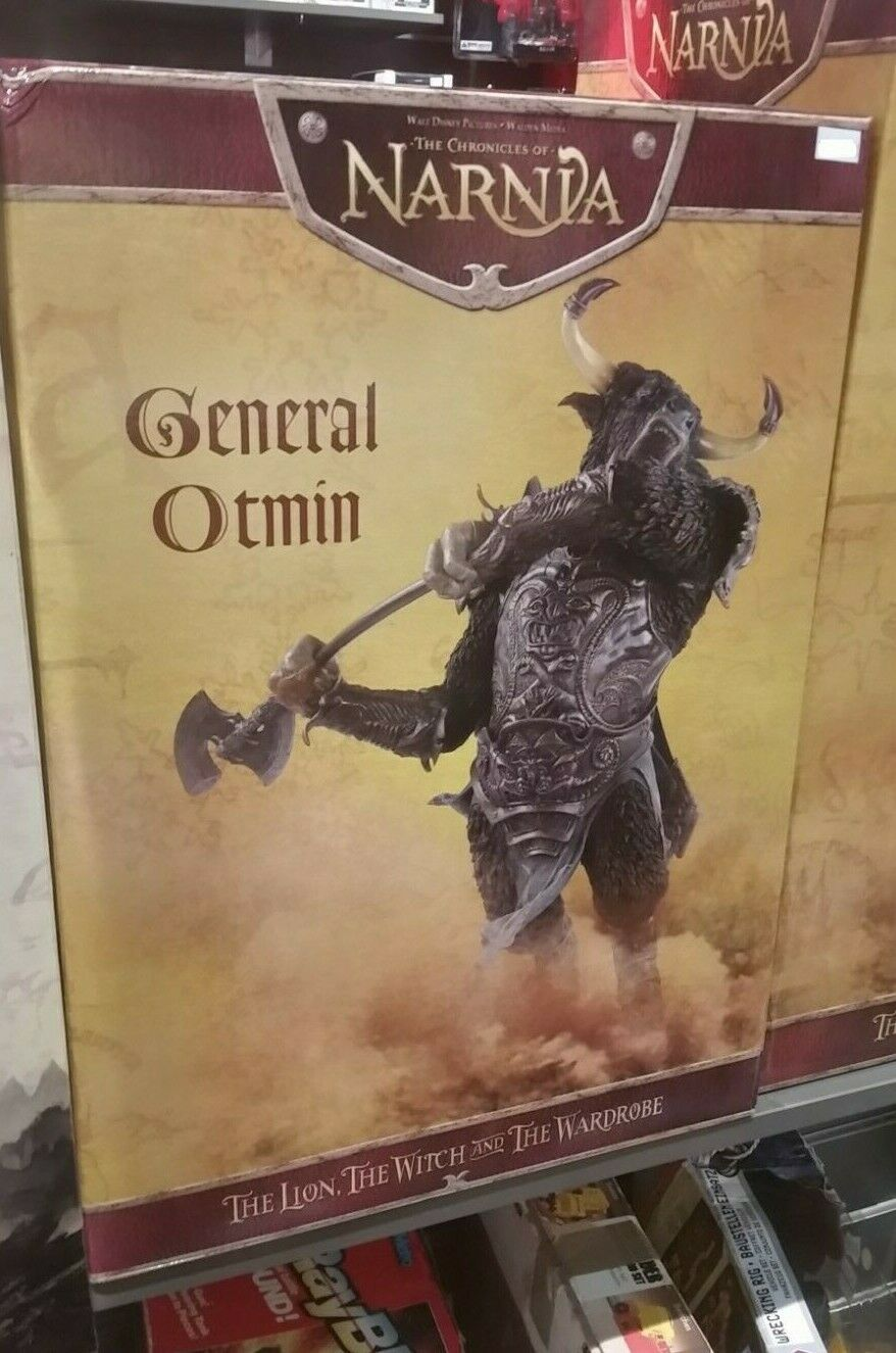 The Chronicles Of Narnia - General Otmin Statue Limited Edition