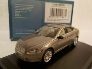 Model-Car-Jaguar-XF-Grey-1-76-New