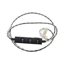 P Replacement Bluetooth Wireless Adapter Cable Cord for Sennheiser IE8 IE80 IE8i