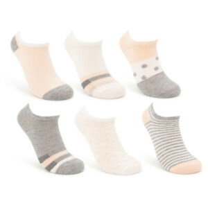 10pk//30pk Pairs Sof Sole Women's Socks Wazi Eco Soft No Show Sock Low Cut Ankle