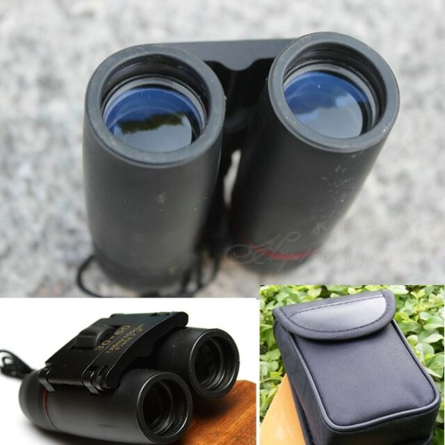Outdoor Travel Foldable  Day Night Vision Binoculars Telescope+Case 30 x 60 Zoom