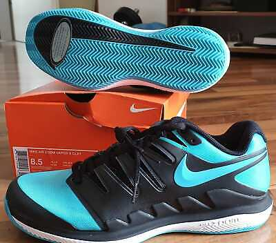 Nike Air Zoom Vapor x CLAY Roger Federer SAND COURT SHOES NEW SIZE 42 | eBay