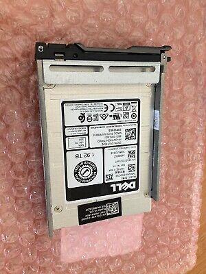 Dell 1 92TB 0V7HCN 6Gbps ENTERPRISE SATA SSD Toshiba THNSF81D92CSE V7HCN |  eBay