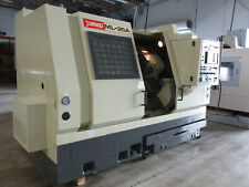Yang Ml 25a Cnc Turning Center With Fanuc Otc Control Year 1995