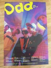 SHINee - ODD (A VER.) [ORIGINAL POSTER] *NEW* K-POP