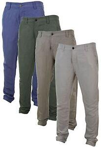 Double W Mens Beige Cream Linen Summer Beach Trousers Elasticated Waist Tailored Fit Beige s