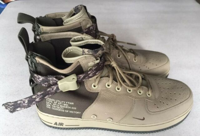 Nike SF Af1 Mid Air Force 1 Special Forces Camouflage Sz 11.5 for ... ed915ab13