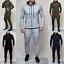 Men-039-s-Tracksuit-Jogging-Hoodie-Coat-Top-Trousers-Sport-Pants-Suit-Sportwear-AU thumbnail 5